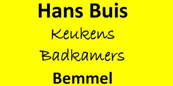 advertentie Hans Buis